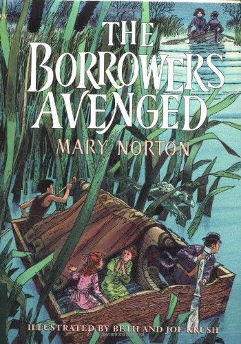9780152105303: The Borrowers Avenged
