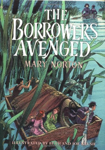 9780152105303: The Borrowers Avenged