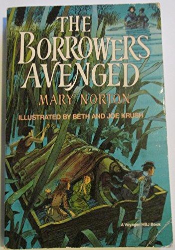 9780152105310: The Borrowers Avenged