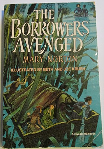 9780152105310: The Borrowers Avenged