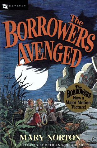 9780152105327: The Borrowers Avenged (Odyssey Classic)