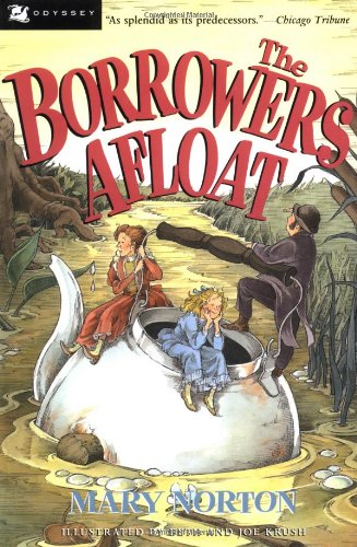 9780152105341: Borrowers Afloat (Odyssey Classic)
