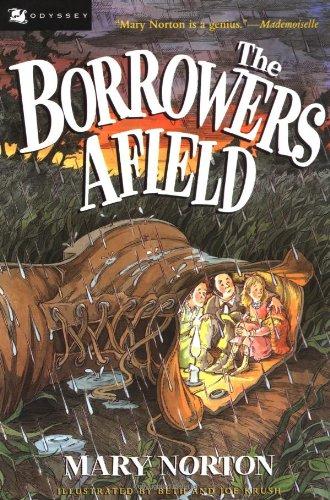 9780152105358: Borrowers Afield (Odyssey Classic)