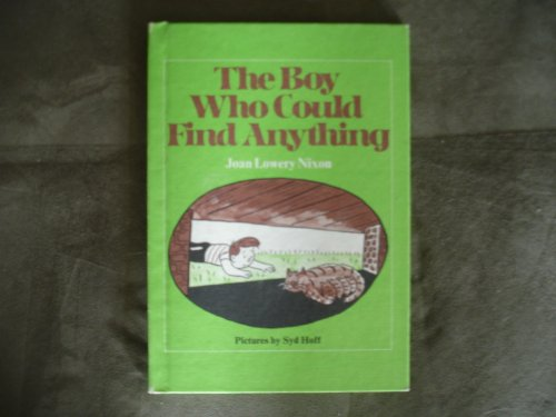 9780152106973: The Boy Who Could Find Anything (A Let me read book)