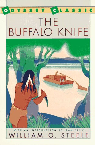 9780152132125: The Buffalo Knife