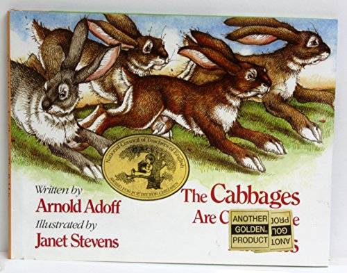 9780152138752: The Cabbages Are Chasing the Rabbits