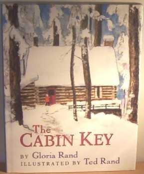 9780152138844: The Cabin Key