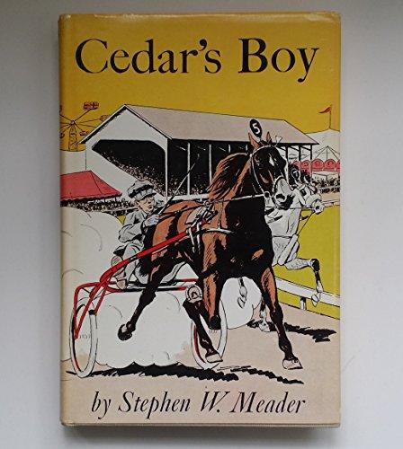 9780152157159: Cedar's Boy