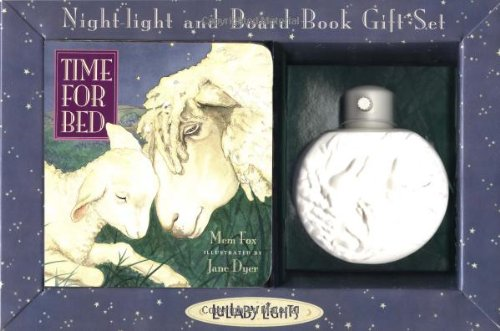 9780152162283: Time for Bed Gift Set: [Night-light and Board Book]