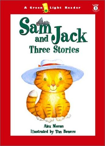 9780152162344: Sam and Jack: Three Stories (Green Light Reader - Level 1 (Quality))