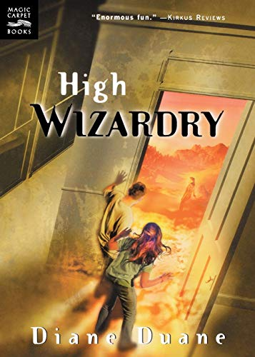 9780152162443: High Wizardry (Young Wizards)