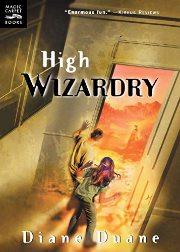 9780152162443: High Wizardry (Young Wizard's Series)