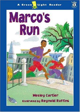 9780152162498: Marco's Run (Green Light Readers Level 2)