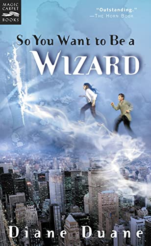 9780152162504: So You Want to Be a Wizard (Young Wizards (Quality))