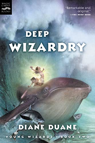 9780152162573: Deep Wizardry: The Second Book in the Young Wizards Series