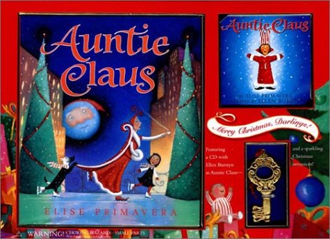 9780152162597: Auntie Claus Gift Set: [CD, Ornament, and Book]
