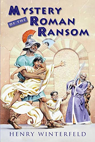 9780152162689: Mystery of the Roman Ransom