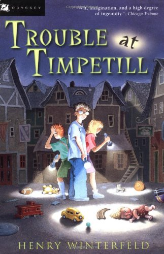 9780152162740: Trouble at Timpetill