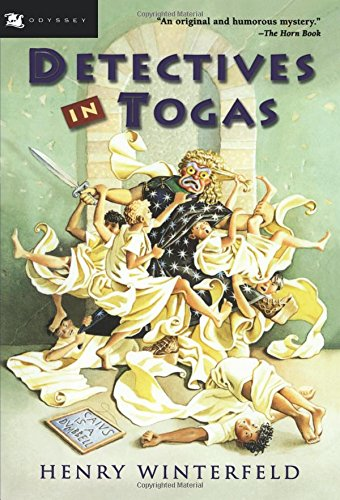 9780152162801: Detectives in Togas