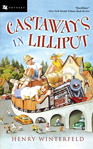 9780152162863: Castaways in Lilliput