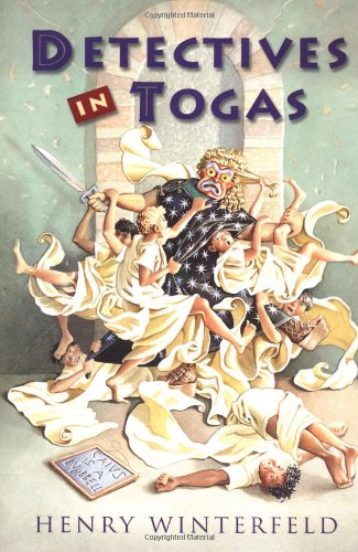 9780152162924: Detectives in Togas