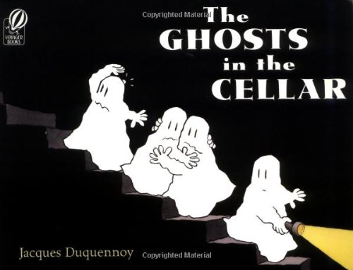 9780152162955: The Ghosts in the Cellar
