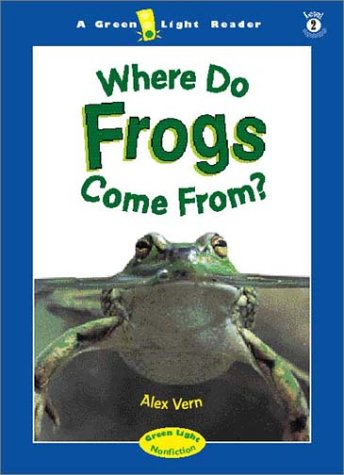 9780152162962: Where Do Frogs Come From? (Green Light Reader - Level 2 (Quality))