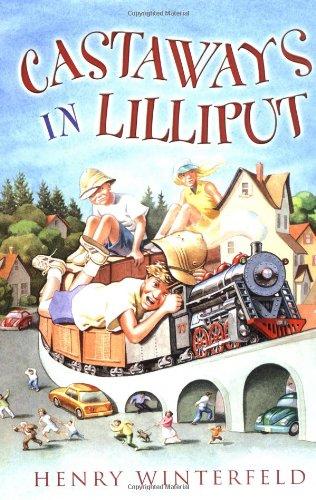 9780152162986: Castaways in Lilliput