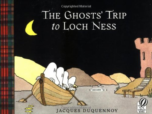 9780152163037: The Ghosts' Trip to Loch Ness