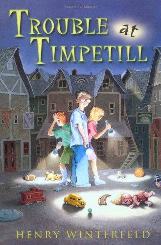9780152163068: Trouble at Timpetill