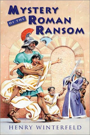 9780152163136: Mystery of the Roman Ransom