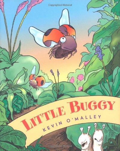 9780152163396: Little Buggy (Gulliver Books)