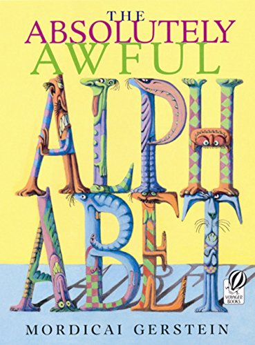 9780152163433: The Absolutely Awful Alphabet