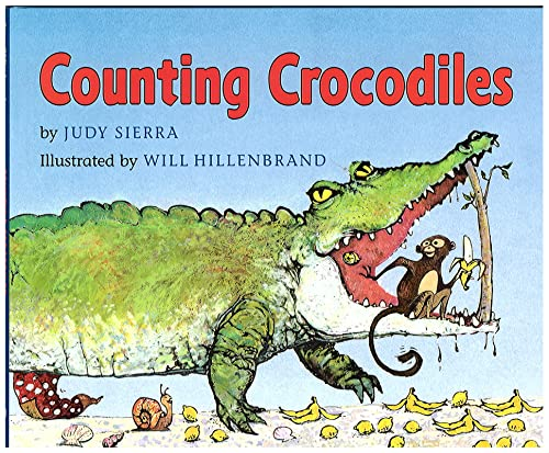 9780152163563: Counting Crocodiles