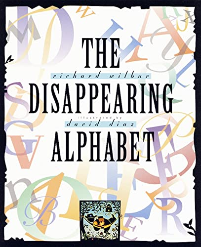 9780152163624: The Disappearing Alphabet