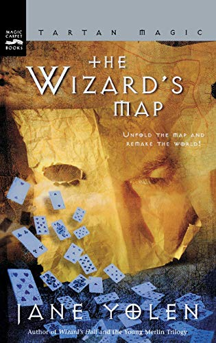 The Wizard's Map: Tartan Magic, Book One: Jane Yolen