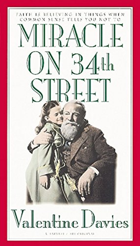 9780152163778: Miracle on 34th Street: [Facsimile Edition]