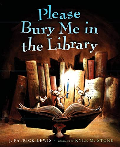 9780152163877: Please Bury Me in the Library