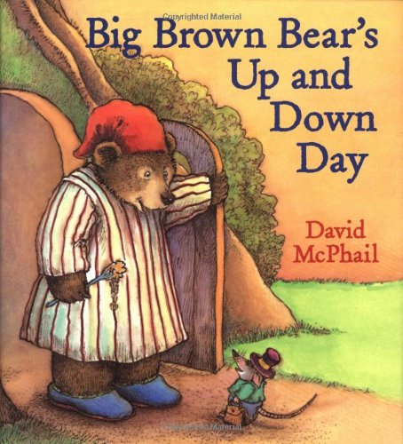 9780152164072: Big Brown Bear's Up and Down Day