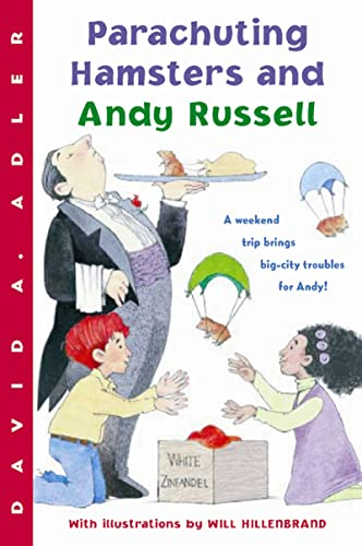 9780152164140: Parachuting Hamsters and Andy Russell