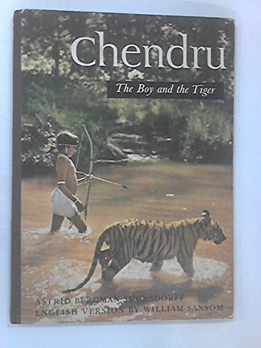 9780152164317: Chendru: The Boy and the Tiger