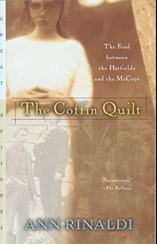 9780152164508: The Coffin Quilt: The Feud between the Hatfields and the McCoys