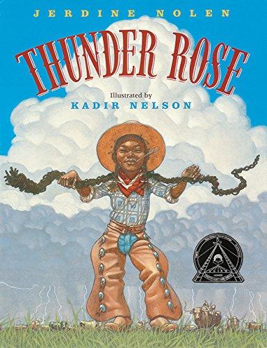 9780152164720: Thunder Rose (Coretta Scott King Illustrator Honor Books)