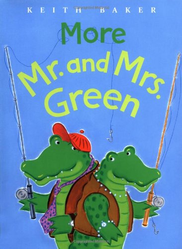 9780152164942: More Mr. and Mrs. Green