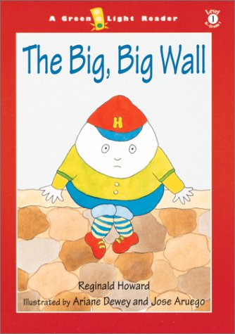 9780152165222: The Big, Big Wall