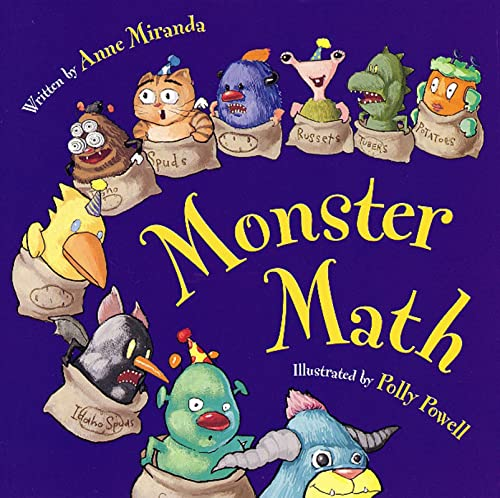 Monster Math: Miranda, Anne