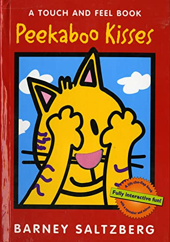 9780152165413: Peekaboo Kisses: Touch and Feel (Touch and Feel Books (Red Wagon))