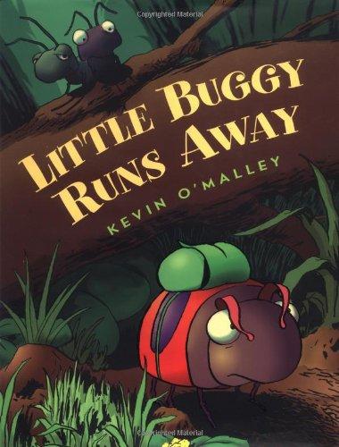 9780152165505: Little Buggy Runs Away