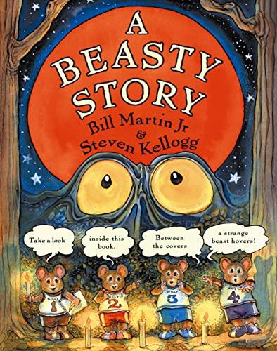 9780152165604: A Beasty Story