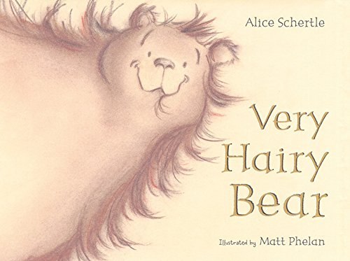 9780152165680: Very Hairy Bear